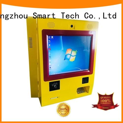 new payment kiosk supplier in hotel