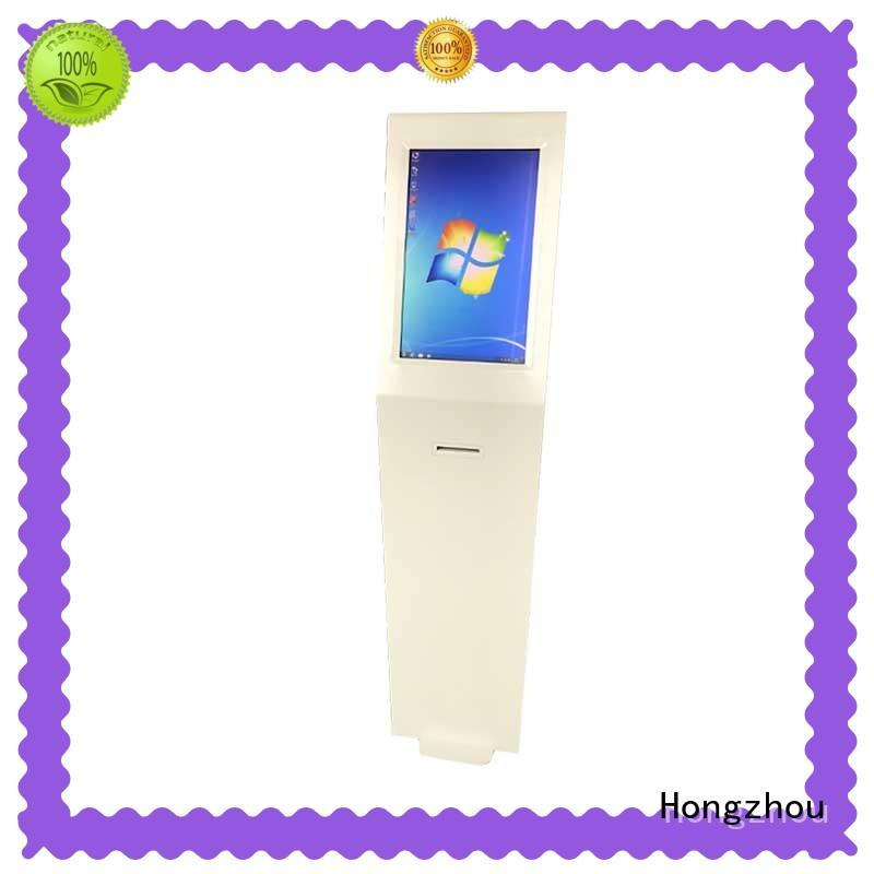 Hongzhou screen outdoor information kiosk sign in airport