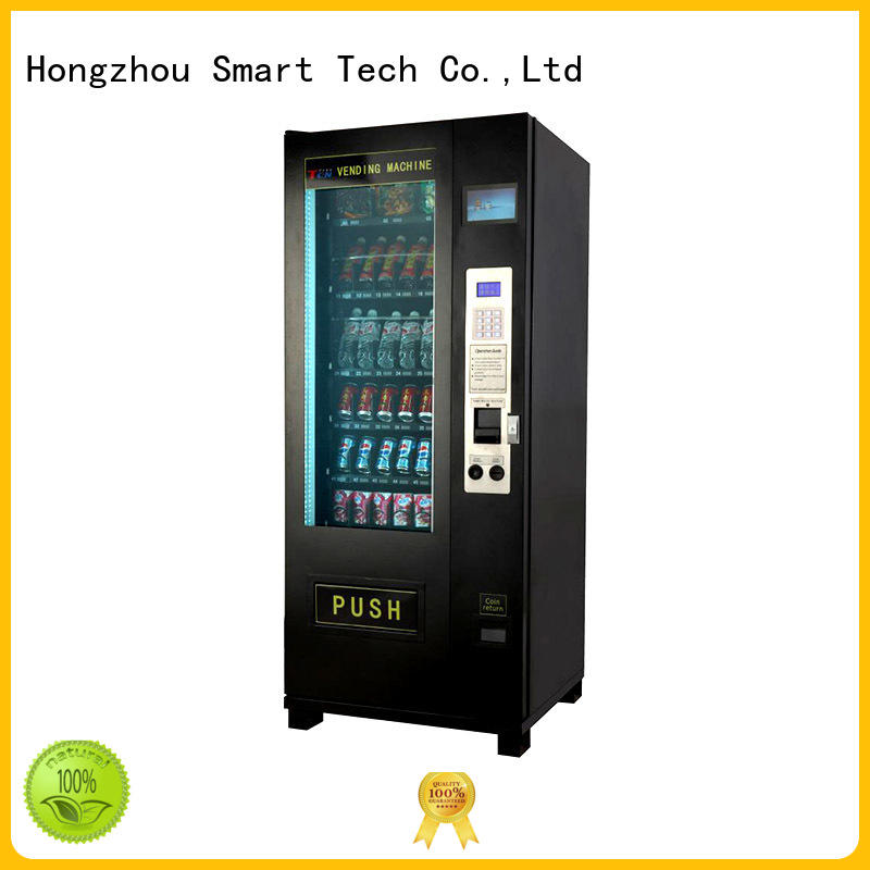 latest snack machine company for airport
