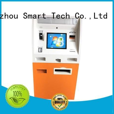 Hongzhou metal bill payment machine acceptor in hotel