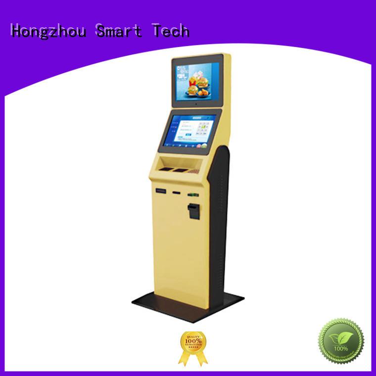 Hongzhou convenient hotel self check in kiosk manufacturer in villa