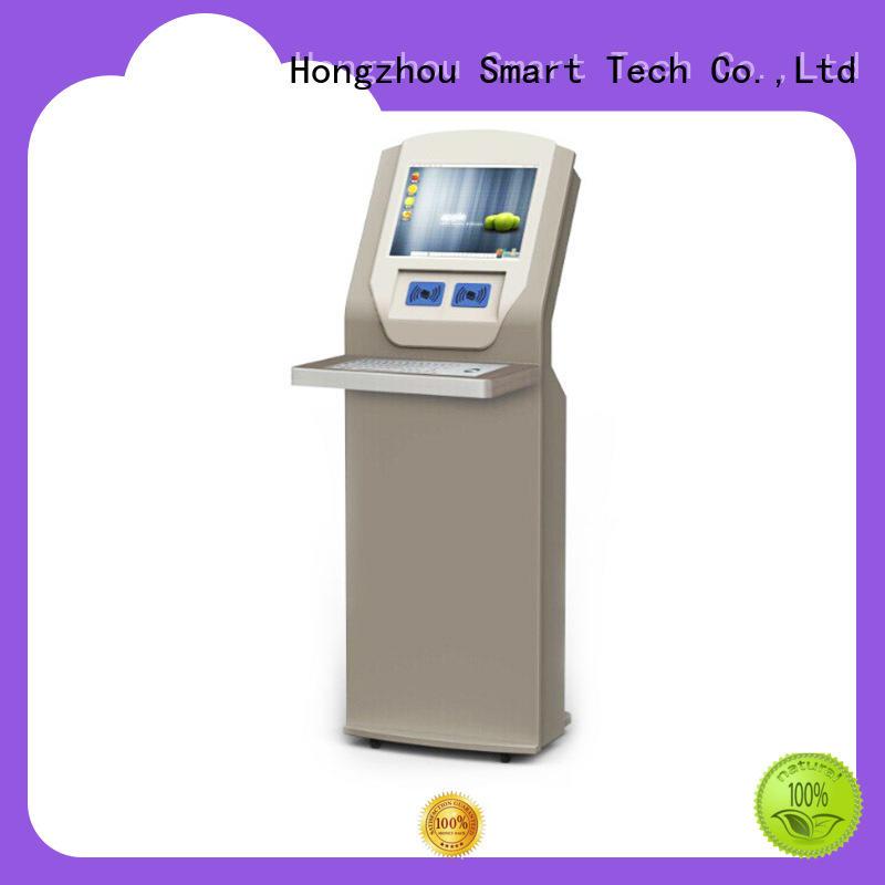 high quality library kiosk logo for book Hongzhou