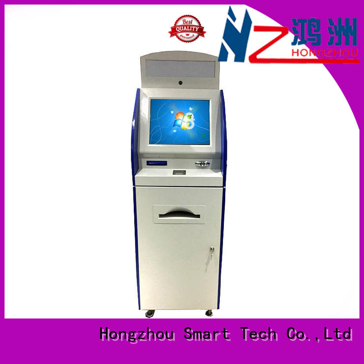 Hongzhou indoor interactive information kiosk for busniess for sale