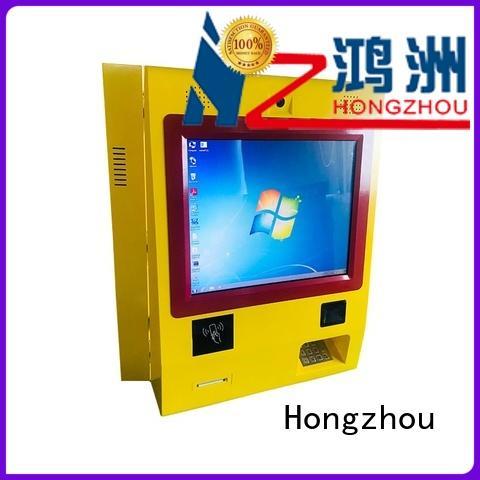 Hongzhou bill payment machine acceptor for sale