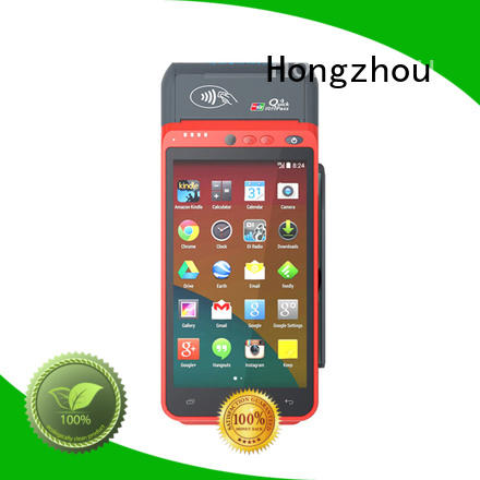 Hongzhou smart pos supplier in hospital