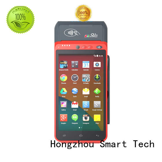 Hongzhou all mobile pos terminal contactless for