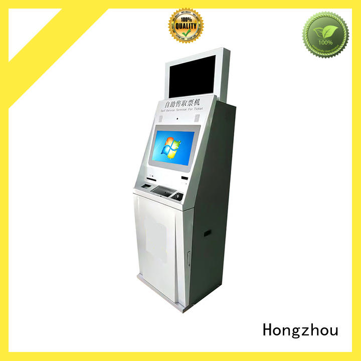 wholesale ticketing kiosk manufacturer on bus station