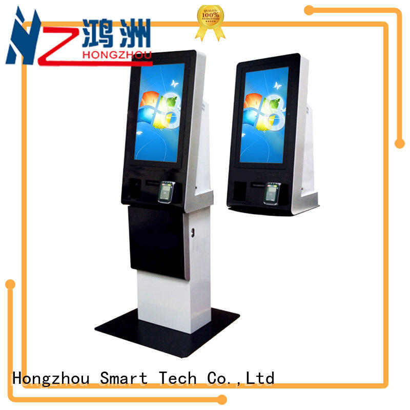 high quality payment machine kiosk keyboard in hotel