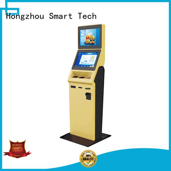 Hongzhou check hotel lobby kiosk printer in