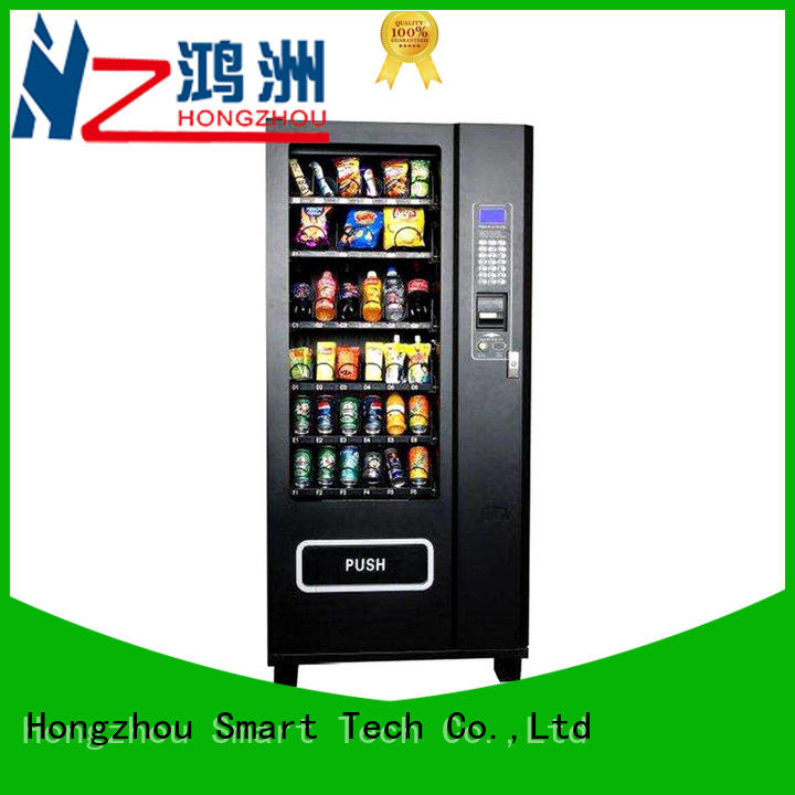 Hongzhou snack vending machine multiple payment for shopping mall
