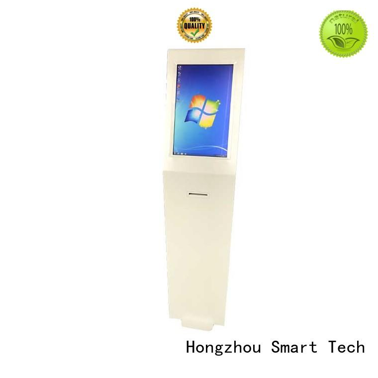 Hongzhou thermal information kiosk for busniess in airport