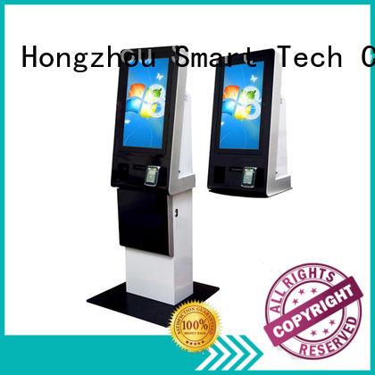 payment self pay machine kiosk hotel Hongzhou