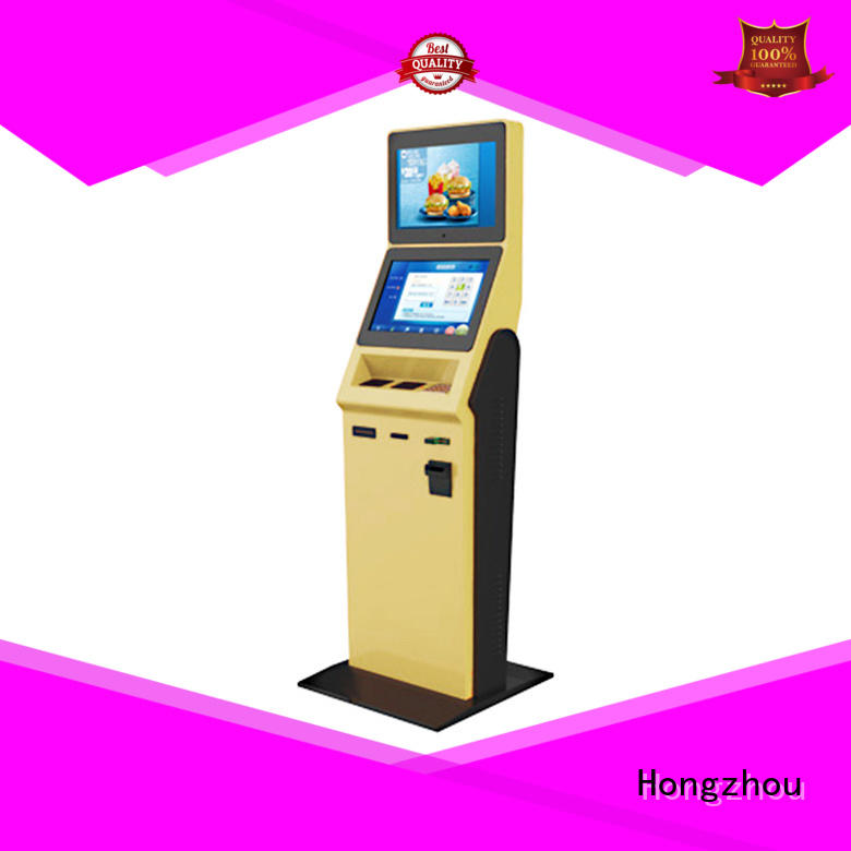led self service check in hotels printer for sale Hongzhou
