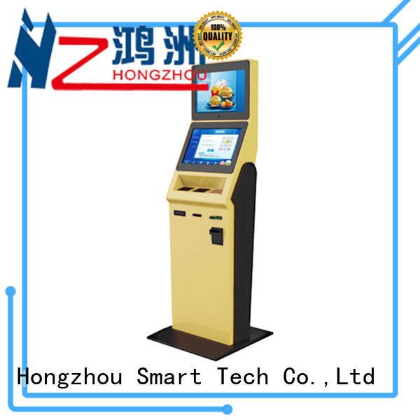 Hongzhou multi function hotel automatic check in in hotel