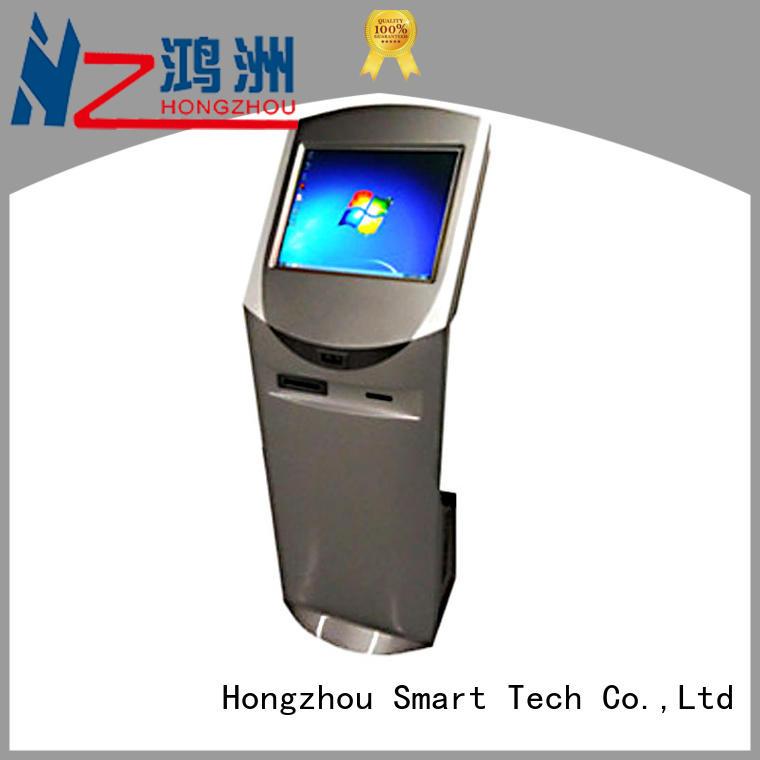 Hongzhou information kiosk machine appearance in airport