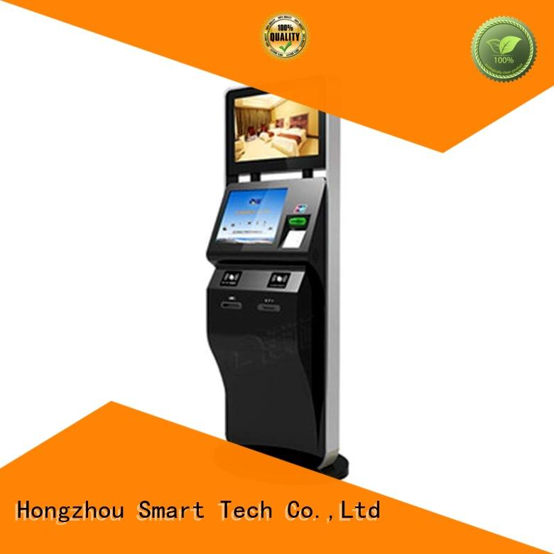 new ticket kiosk machine manufacturer on bus station