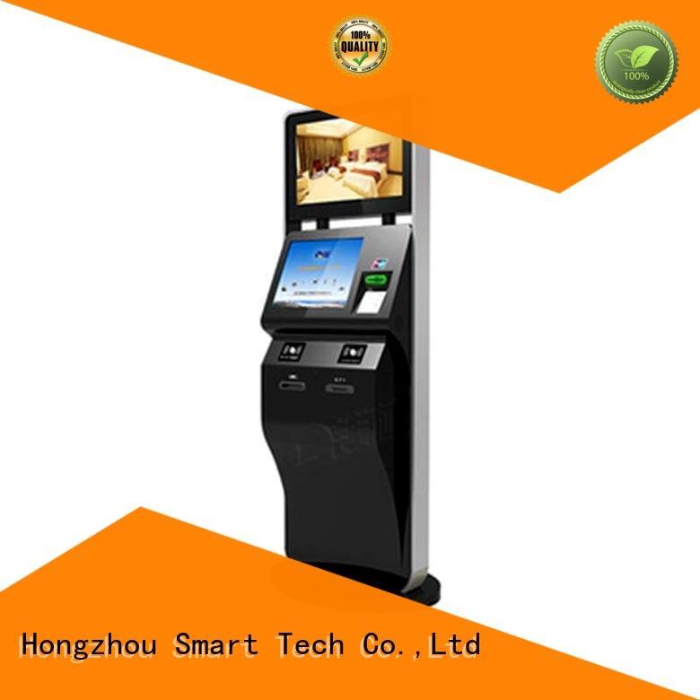 new ticket kiosk machine manufacturer on bus station