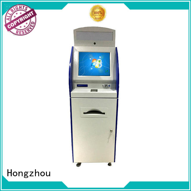 multimedia interactive information kiosk with printer for sale