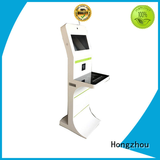 customized library self service kiosk supplier for books
