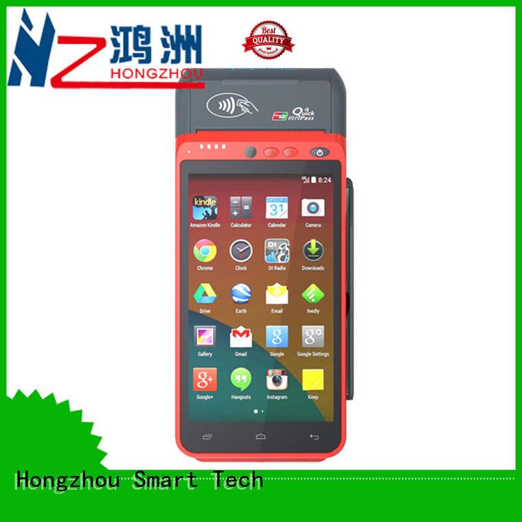 Hongzhou smart smart pos company in hospital