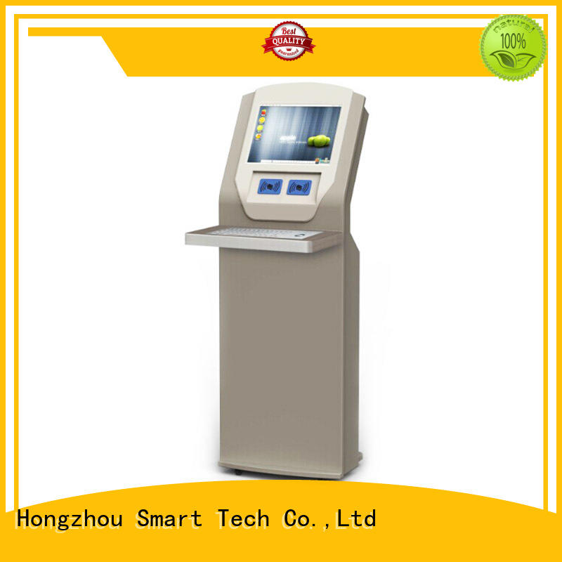Hongzhou library information kiosk factory for sale