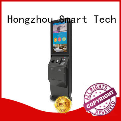 multi function self checkout hotel with printer in villa Hongzhou