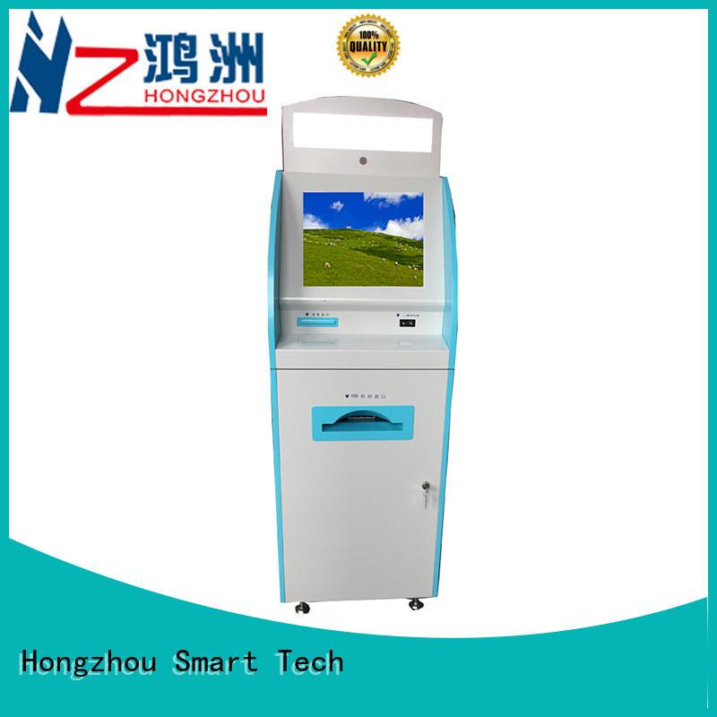 Hongzhou hospital check in kiosk board for sale