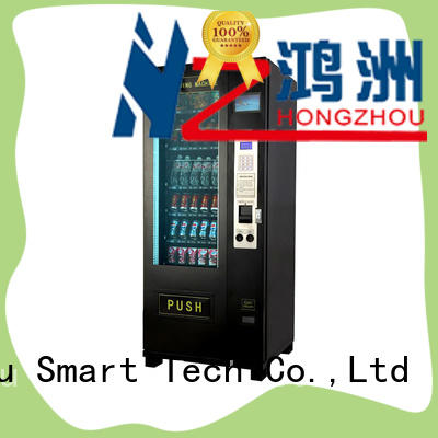intelligent vending machine snack suppliers sell for airport Hongzhou