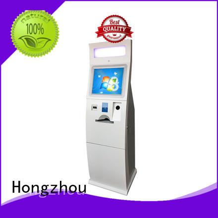 windows self payment machine printer in bank Hongzhou