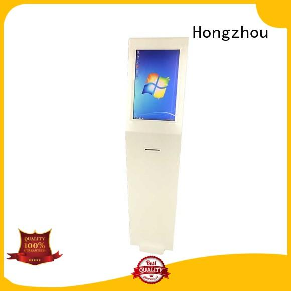 routing information kiosk with printer for sale