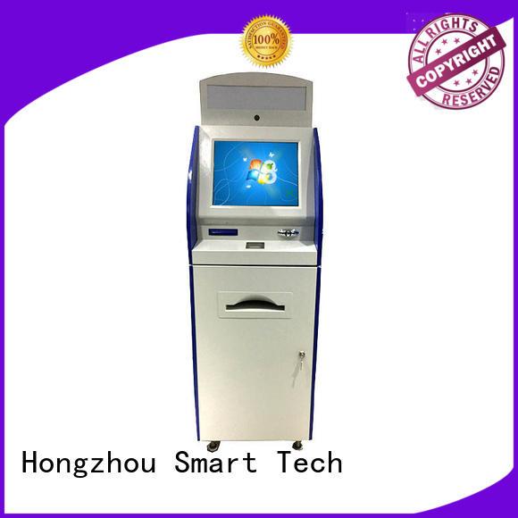 Hongzhou touch screen information kiosk manufacturer in bar