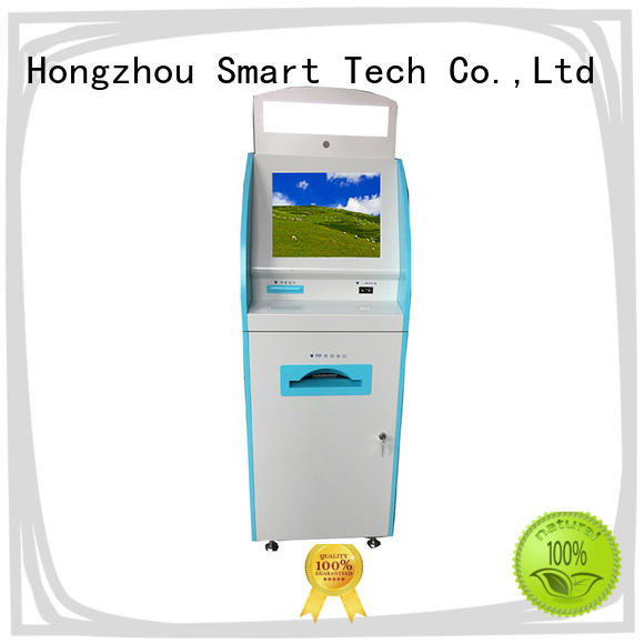 check hospital check in kiosk line for Hongzhou