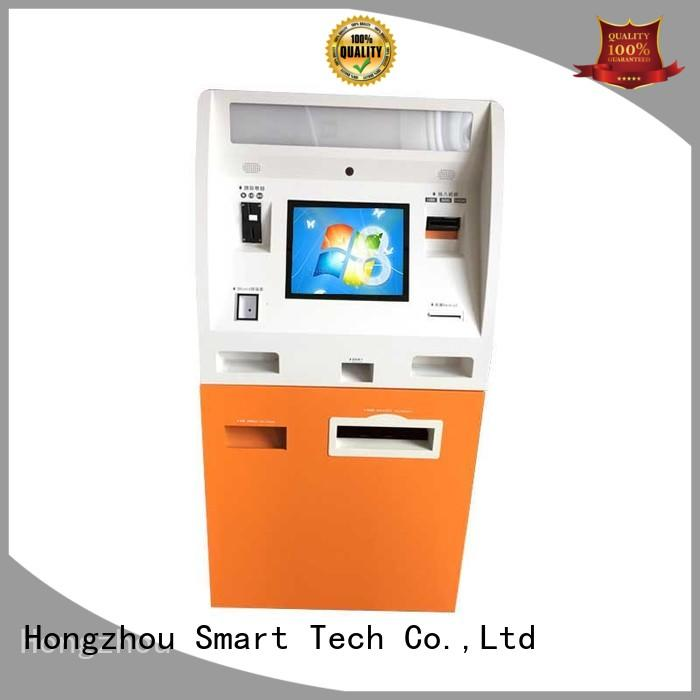 Hongzhou payment self payment machine acceptor hotel