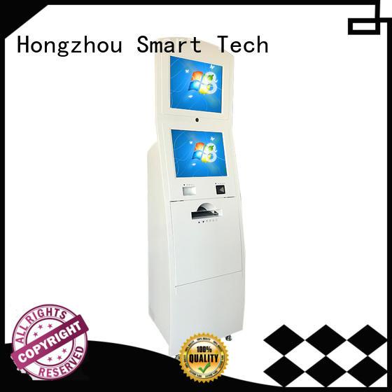 tourist information kiosk in bar Hongzhou