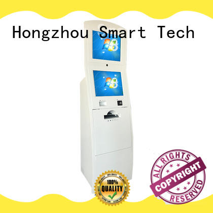 Hongzhou touch information kiosk service in airport