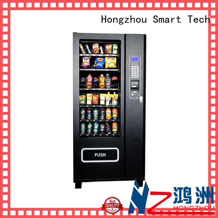 Hongzhou cold drink vending machine multiple payment for airport