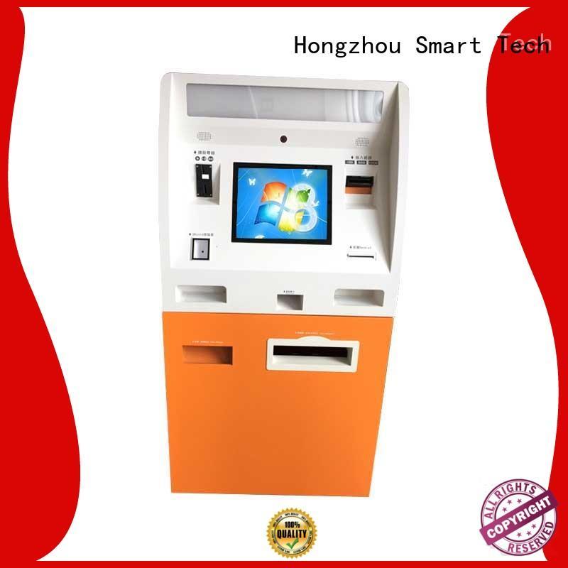 Hongzhou self payment kiosk for busniess in bank