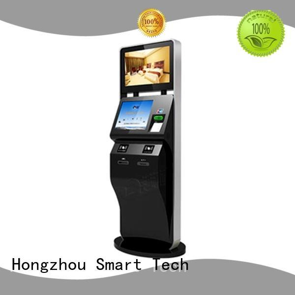 new self service ticketing kiosk with wifi in cinema