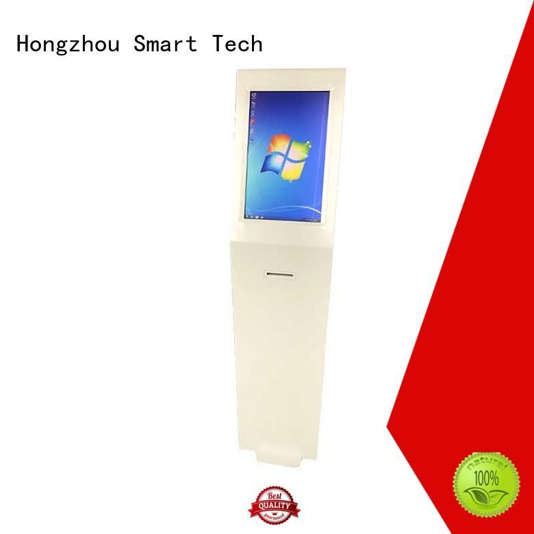 Hongzhou multimedia information kiosk machine with camera for sale