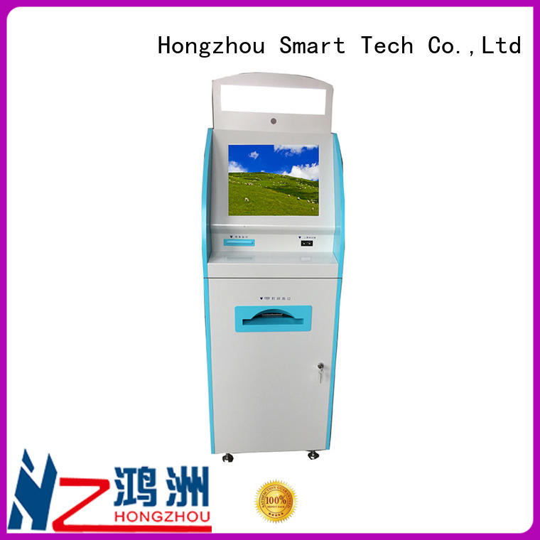 Hongzhou patient check in kiosk metal for sale