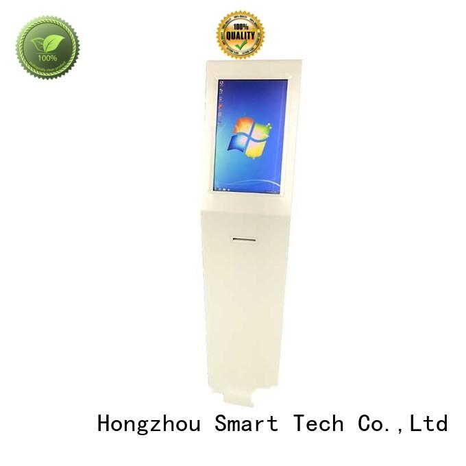 Hongzhou touch screen information kiosk appearance for sale