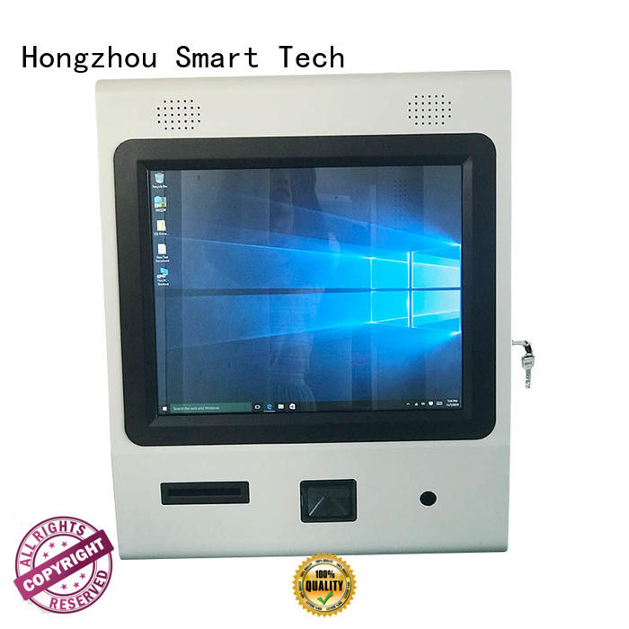 Hongzhou government interactive information kiosk for busniess in bar