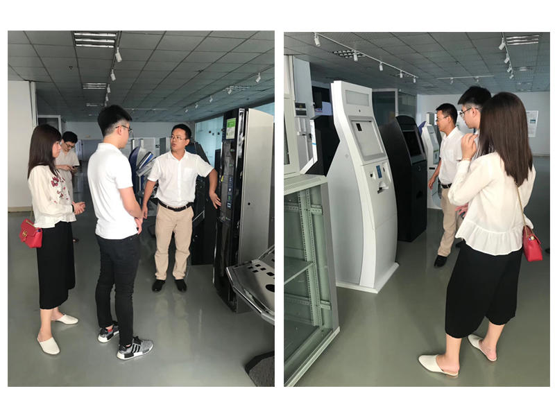 5th Sep. 2019 welcome Malaysian customer ZI TAN and his colleagues to visit and review our factory.