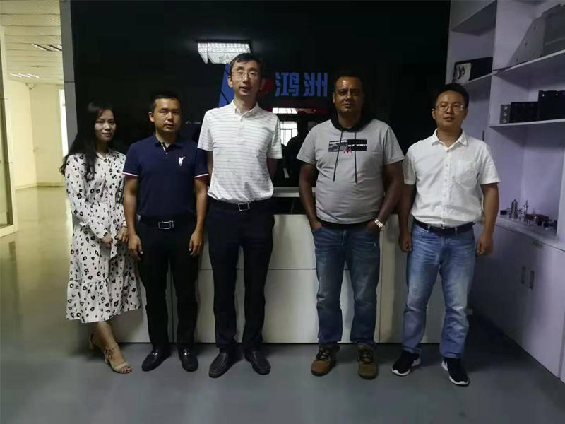 19th Oct. 2019 Welcome Bangladesh Customer Batworld to Hongzhou