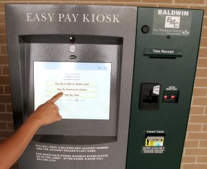wholesale pay kiosk dispenser in hotel-1