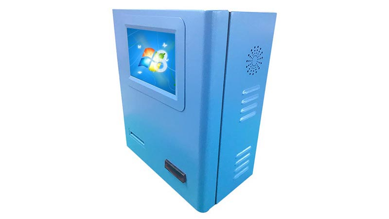wholesale self payment kiosk factory in hotel-2
