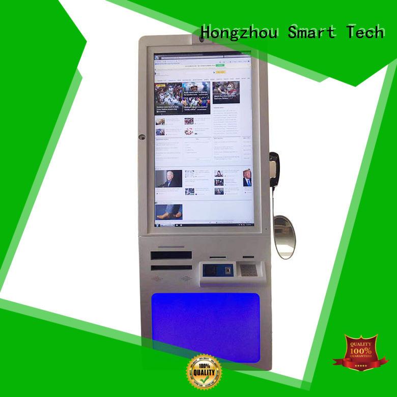 Hongzhou internet patient self check in kiosk board in hospital