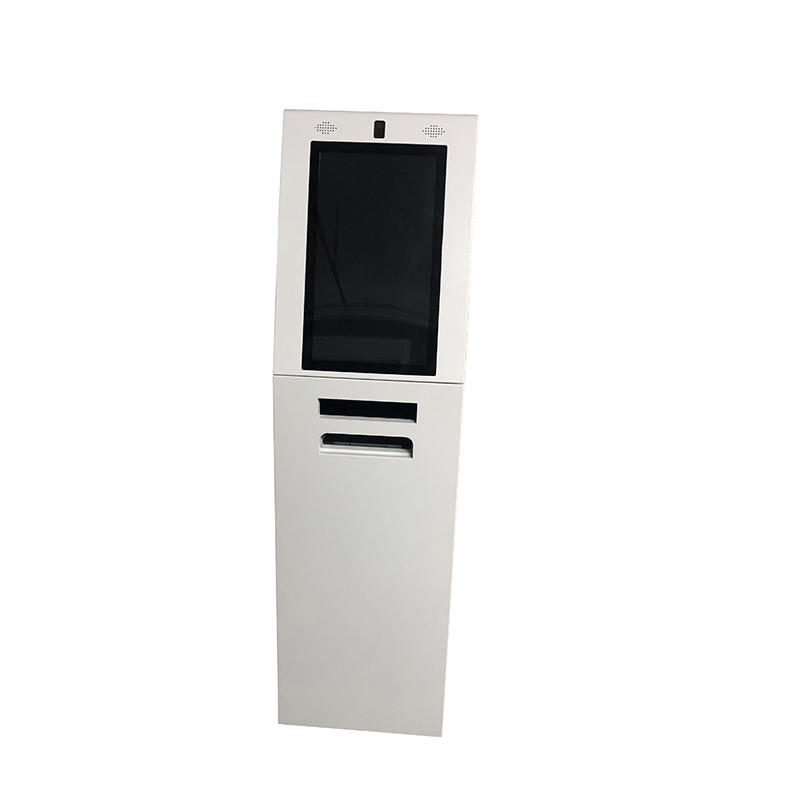 Self Service Government Application Document Scanning and Printing Kiosk