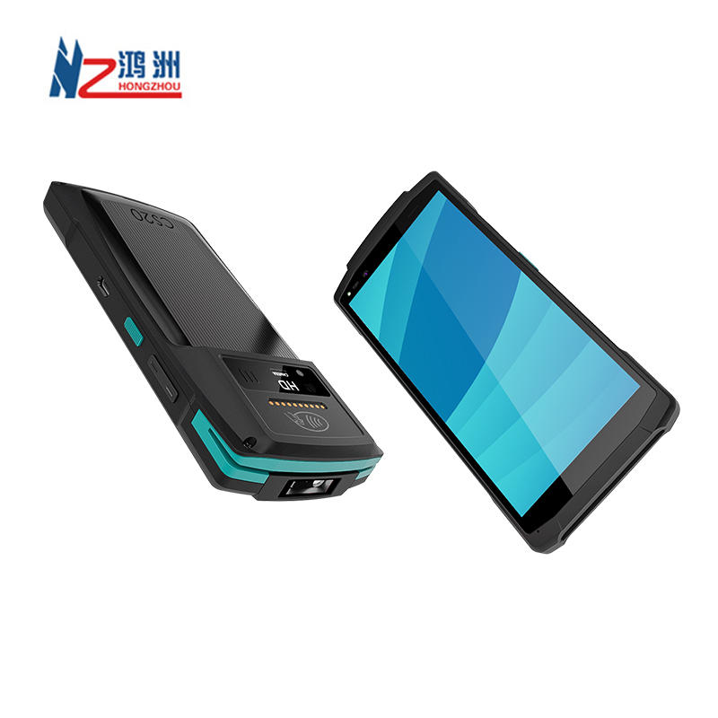 CS20 Android 10.0 Handheld POS Terminal Camera Scan 1D & 2D QR Code Support