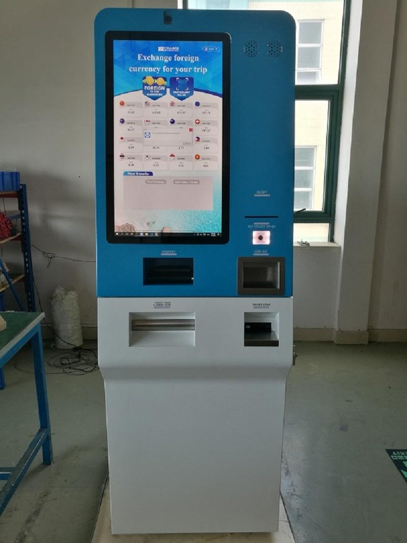 Currency Exchange Kiosk